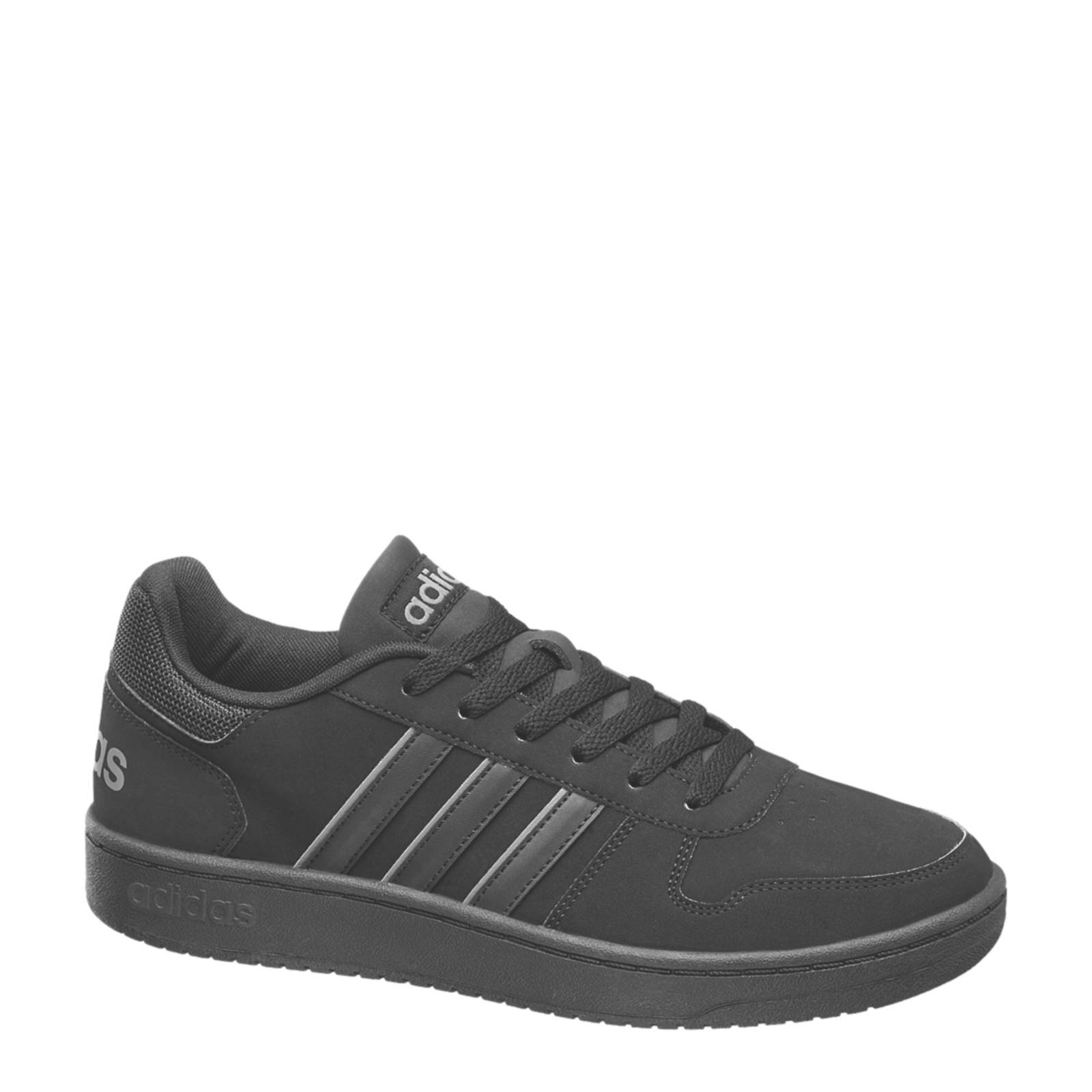 adidas neo heren oracle vii sneakers zwart