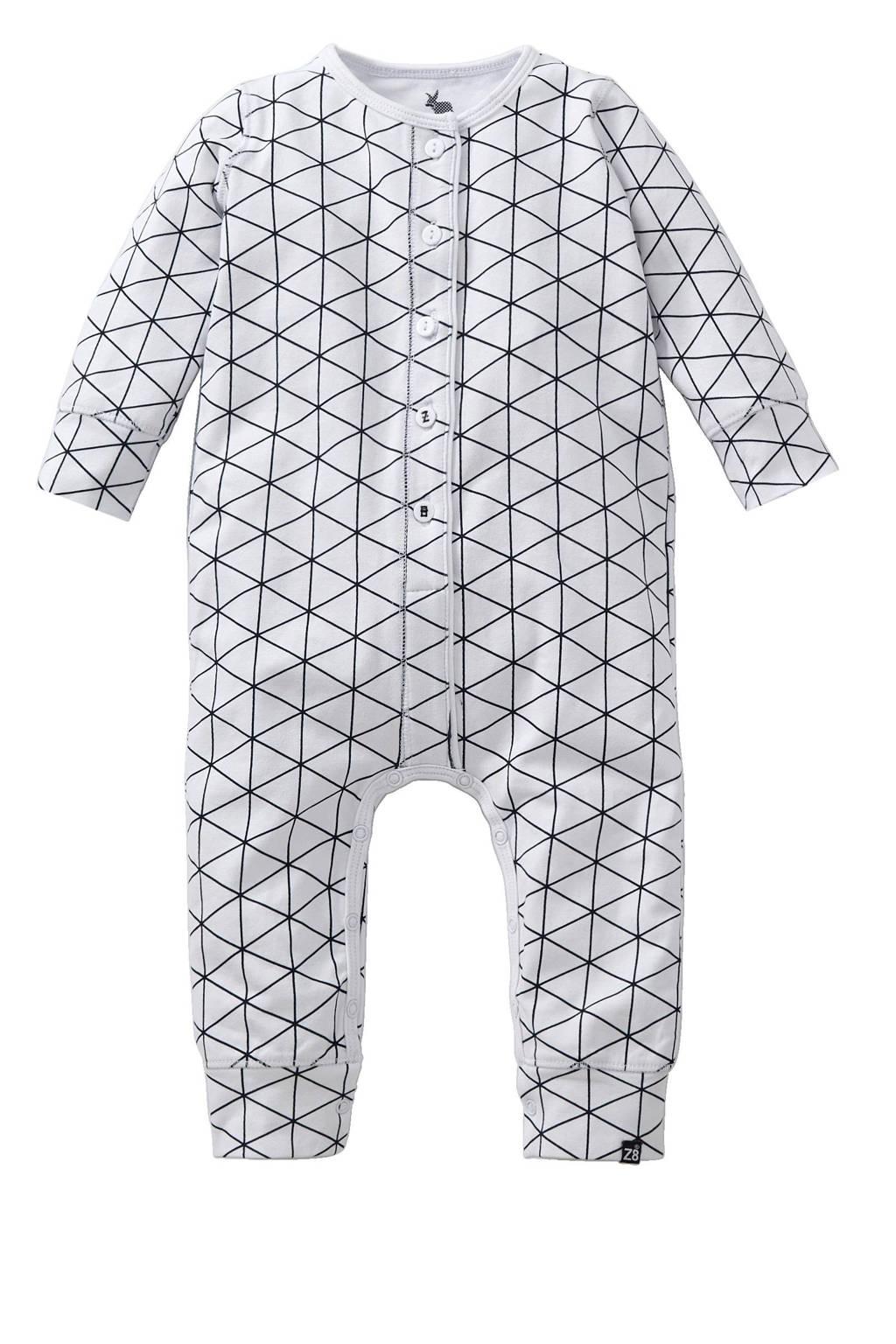 Z8 newborn baby boxpak Diamond, Wit / Zwart