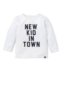 newborn T-shirt Wild cherry