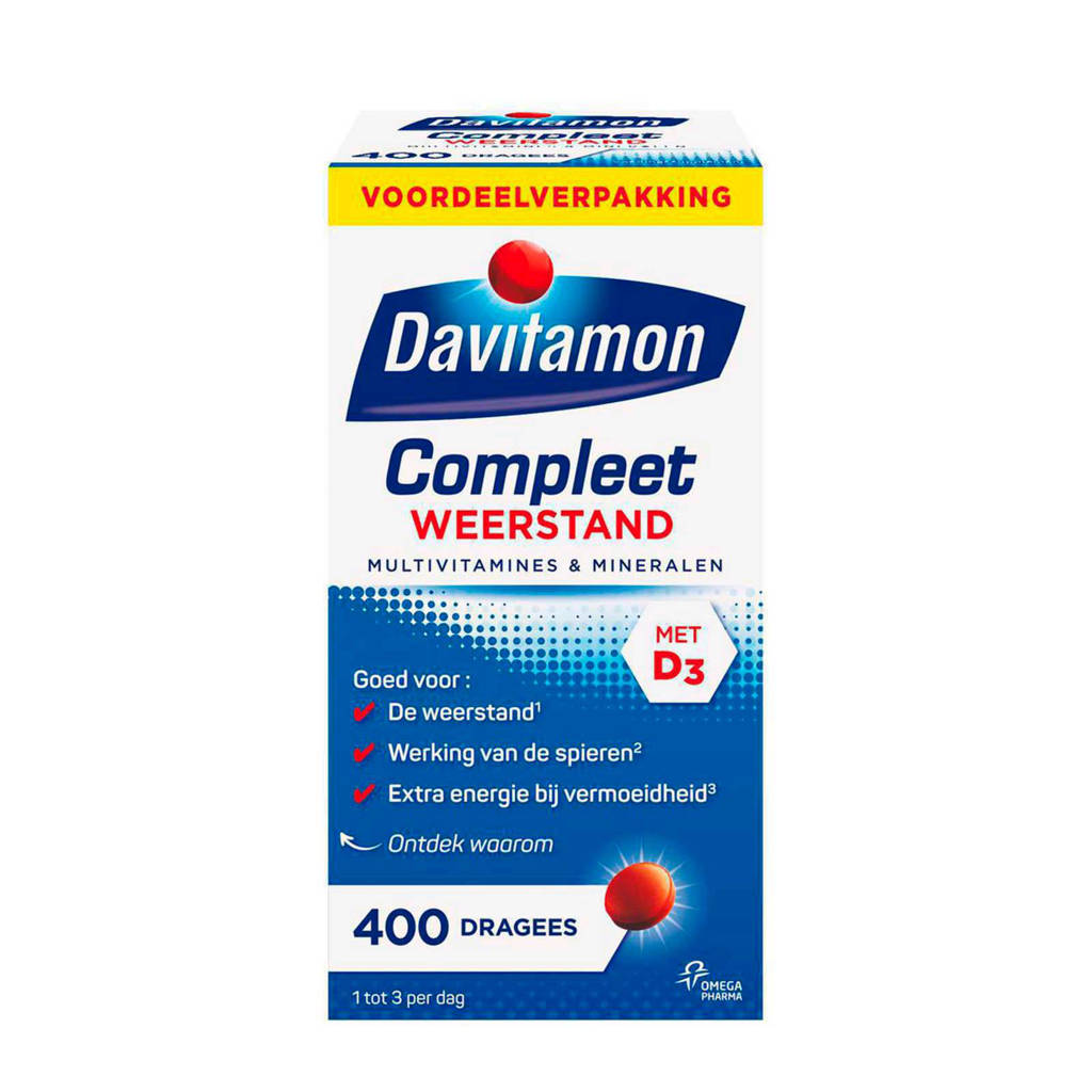 Davitamon Compleet multivitamines