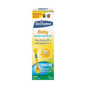 Baby vitamines D+K