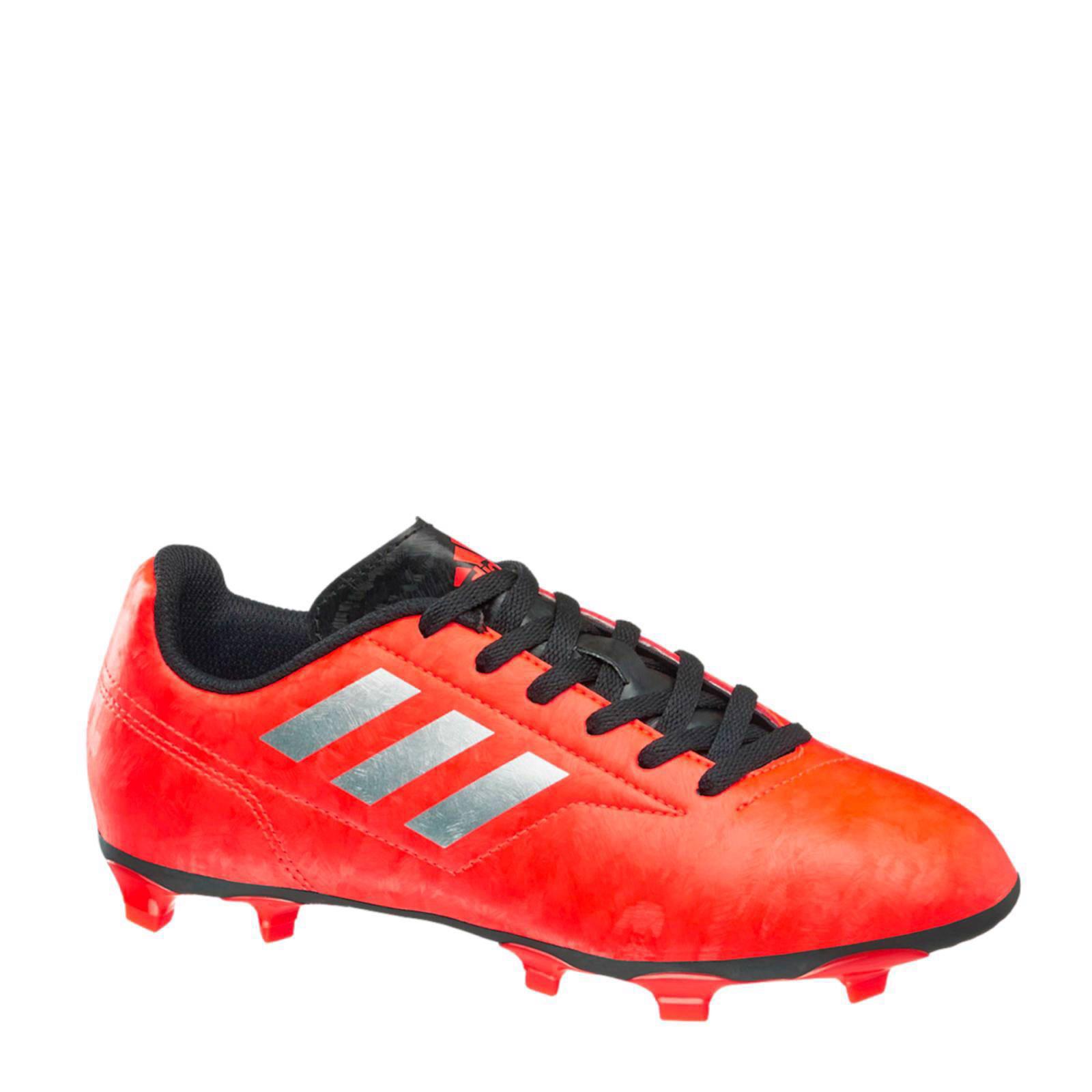 voetbalschoen oranje kids