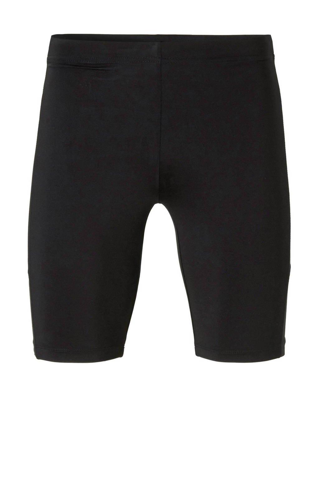 Donnay   hardloopshort zwart, Zwart