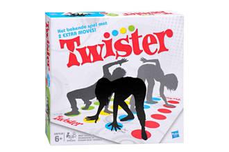 Twister dobbelspel
