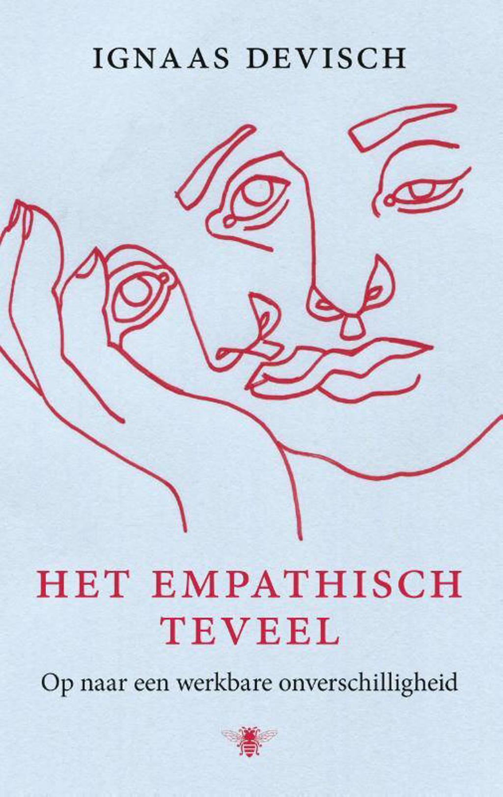 Het empathisch teveel - Ignaas Devisch