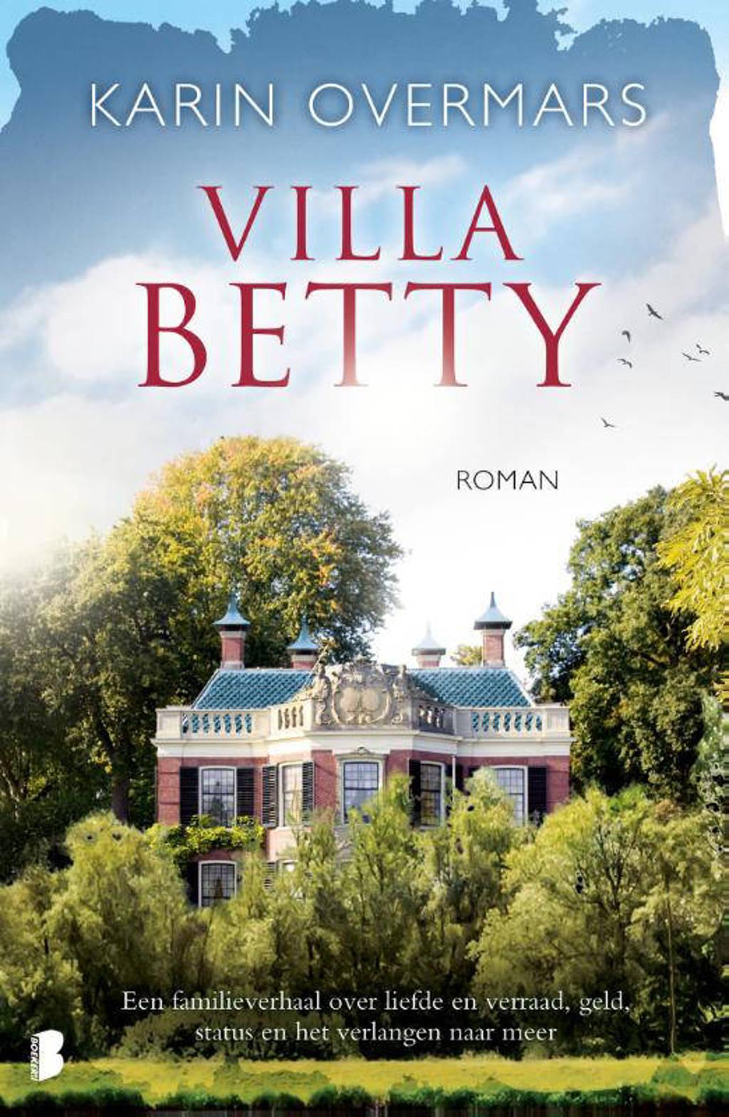 Villa Betty - Karin Overmars