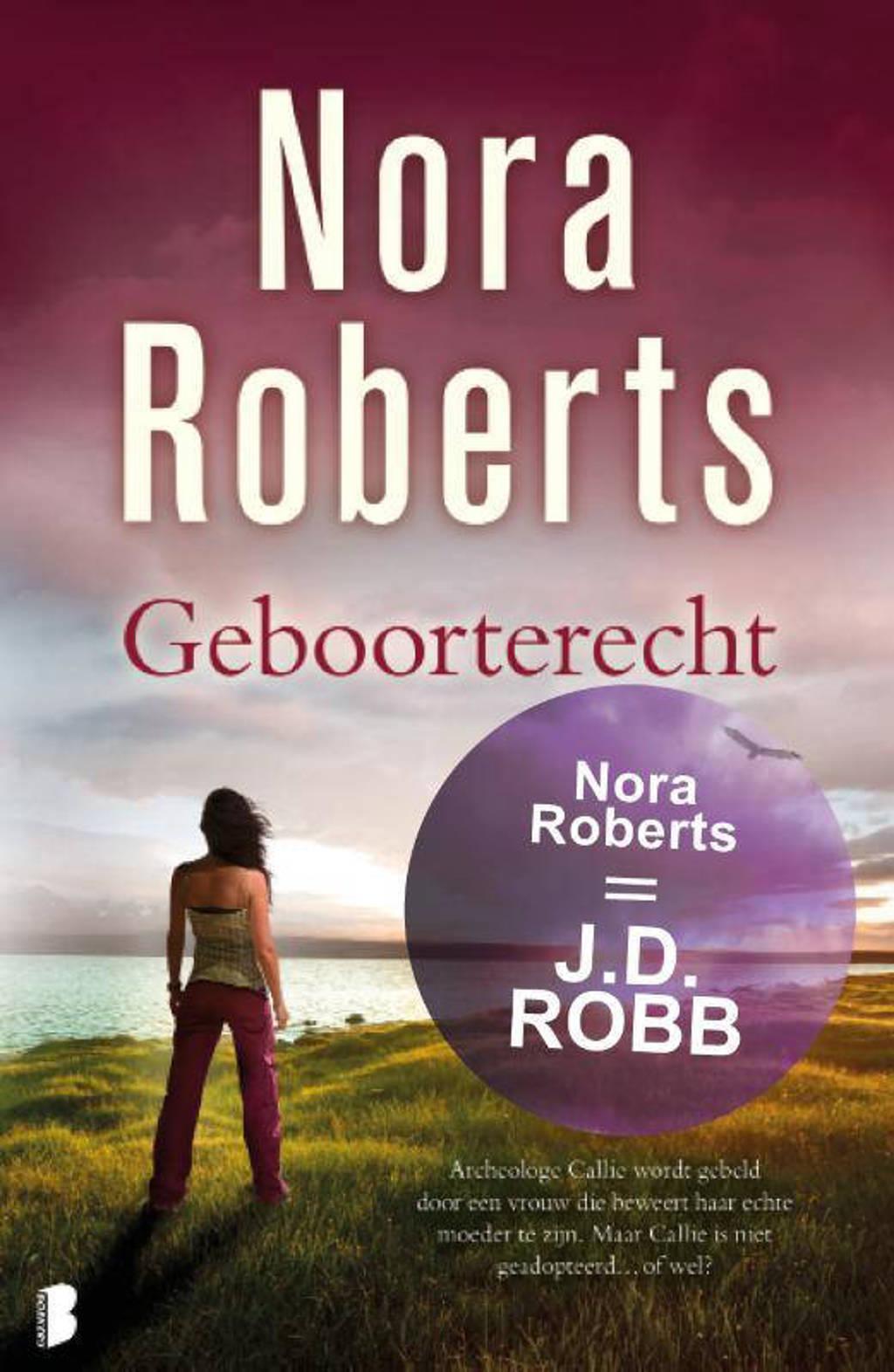 Geboorterecht - Nora Roberts