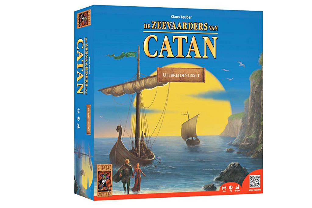 999 Games Catan - Zeevaarders uitbreidingsspel