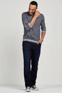 Wrangler regular fit jeans Texas blue stroke, Blue Stroke