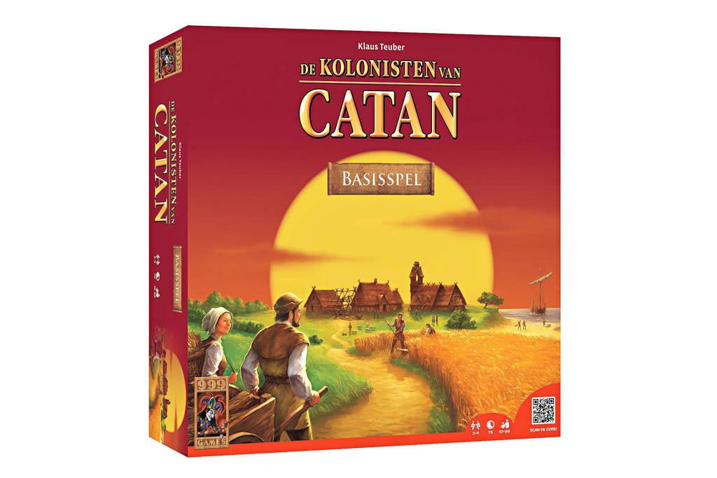 999 Games Kolonisten van Catan bordspel
