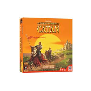 Catan Steden en Ridders uitbreidingsspel