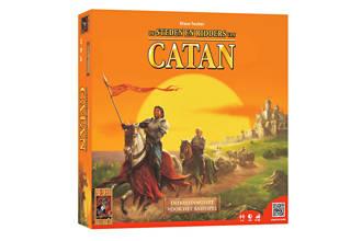 Catan: steden en ridders uitbreidingsspel