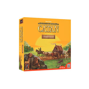 Catan: kooplieden en barbaren uitbreidingsspel