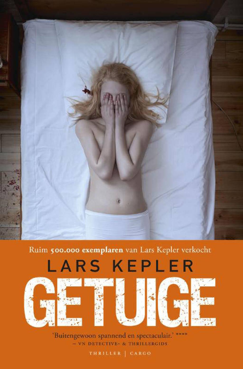 Joona Linna: Getuige - Lars Kepler