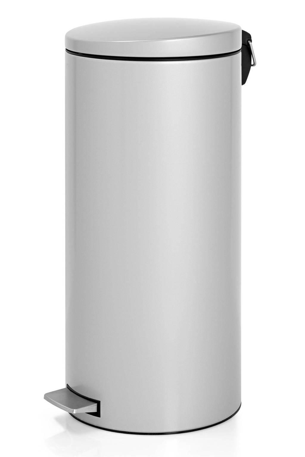 Brabantia Motioncontrol Pedaalemmer 30 L.Brabantia Pedaalemmer 30 Liter Wehkamp