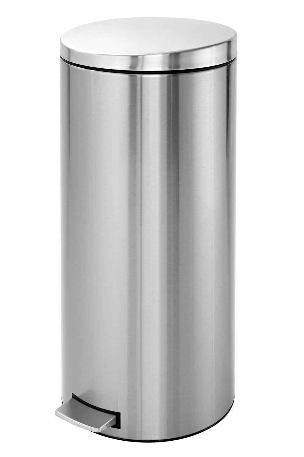 Brabantia Motioncontrol Pedaalemmer 30 L.Brabantia 30 Liter Pedaalemmer Wehkamp