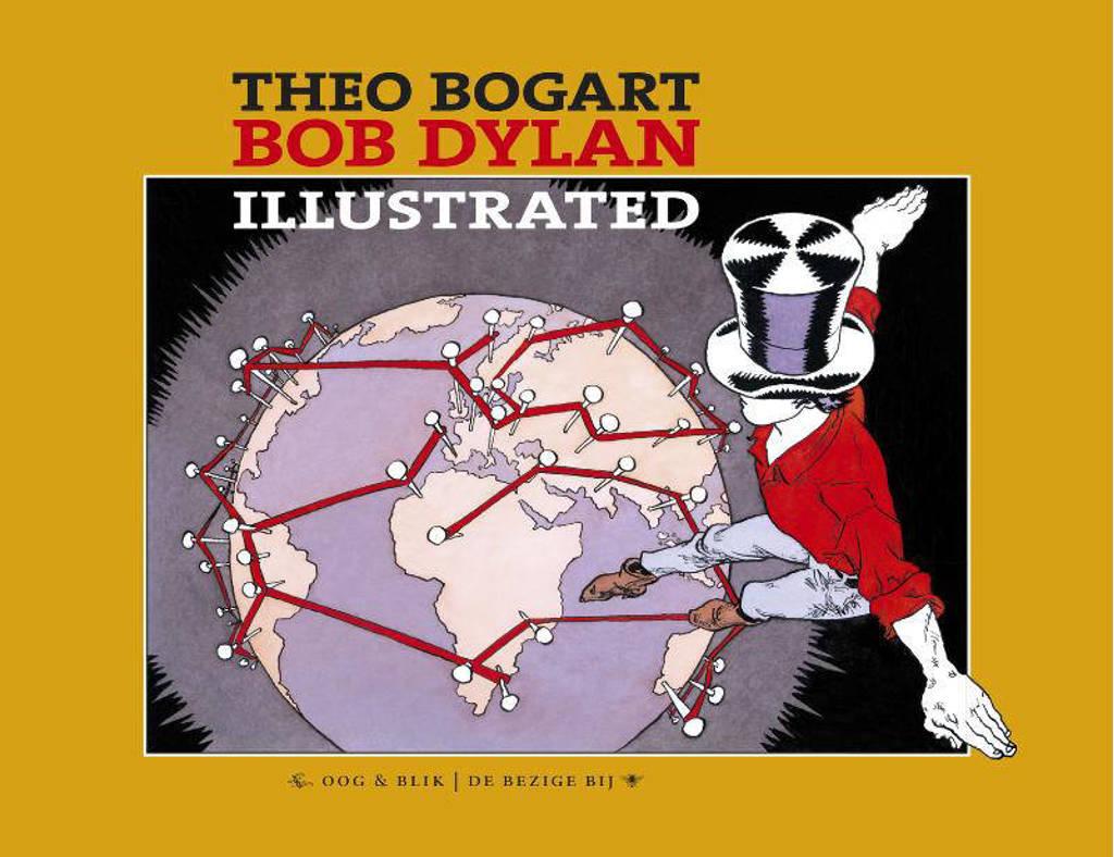 Bob Dylan illustrated - Theo Bogart