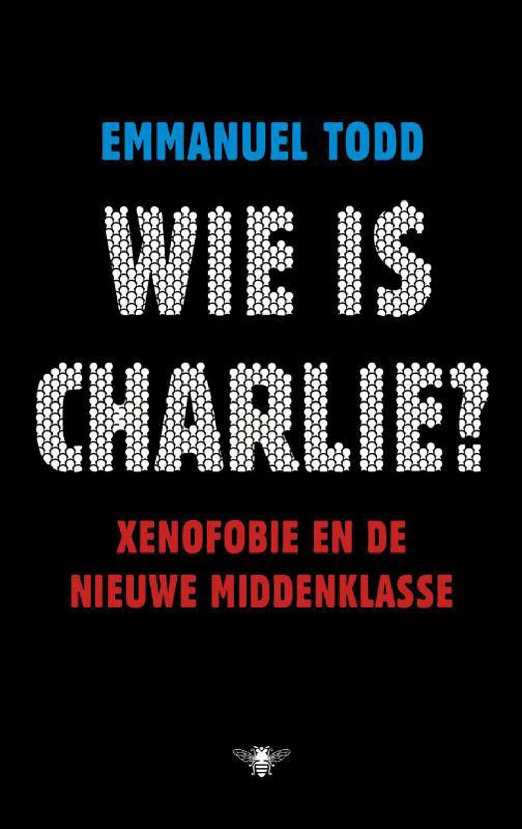 Wie is Charlie? - Emmanuel Todd