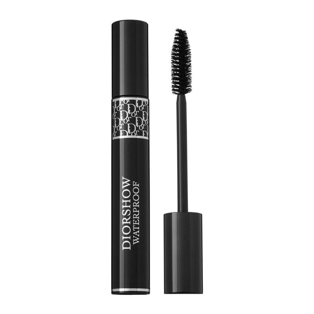 Dior Diorshow waterproof mascara - 090 Catwalk Black, Zwart