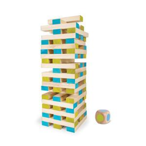 grote houten toren