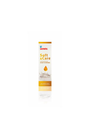 Soft & Care verzorgende voetcrème
