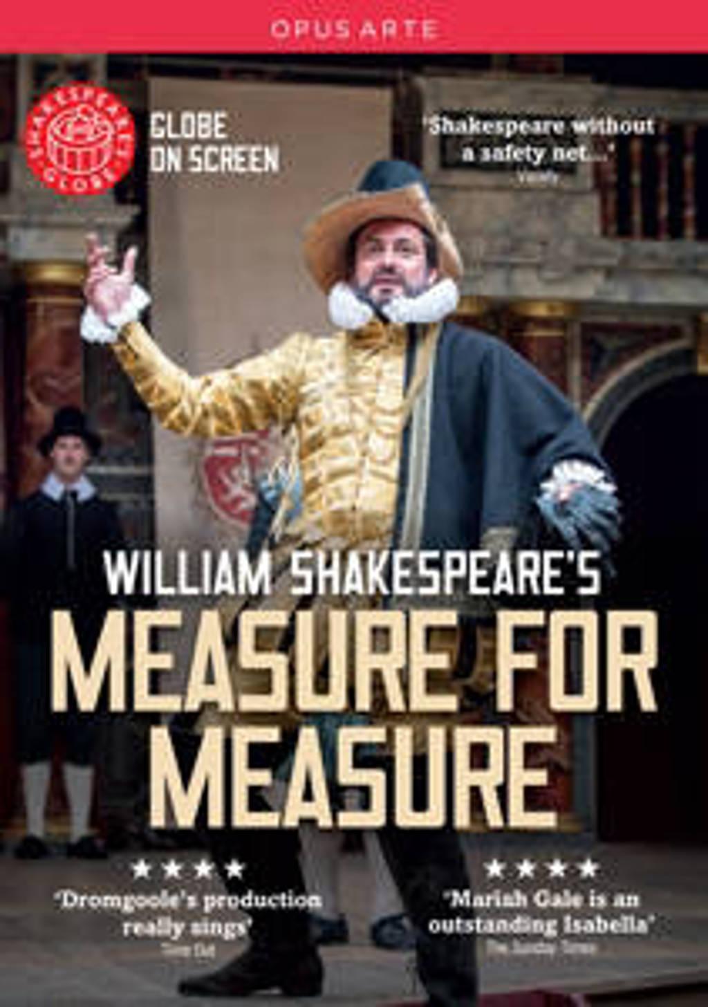 Shakespeares Globe - Measure For Measure (DVD)