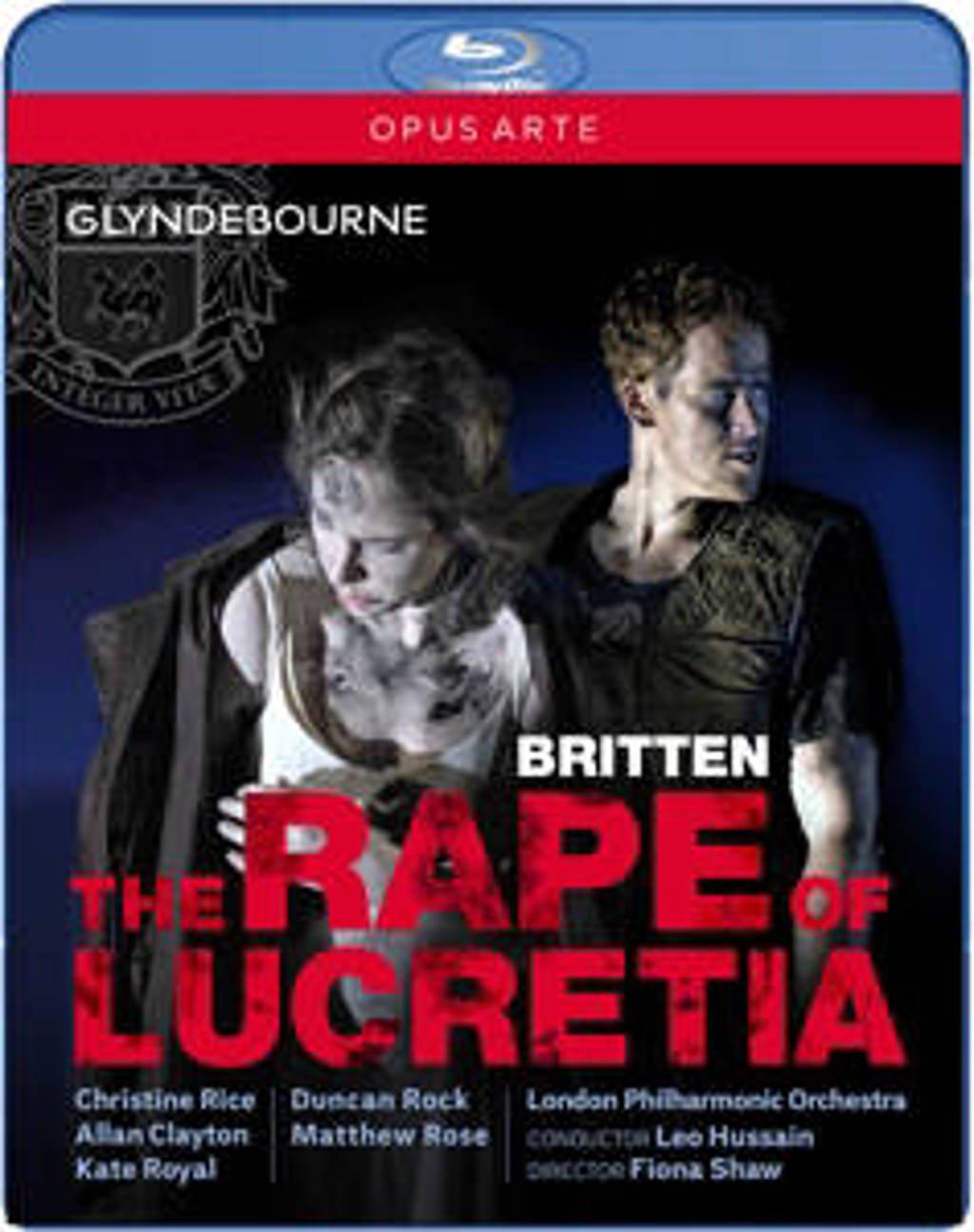 London Philharmonic Orchestra & Leo - The Rape Of Lucretia (Blu-ray)