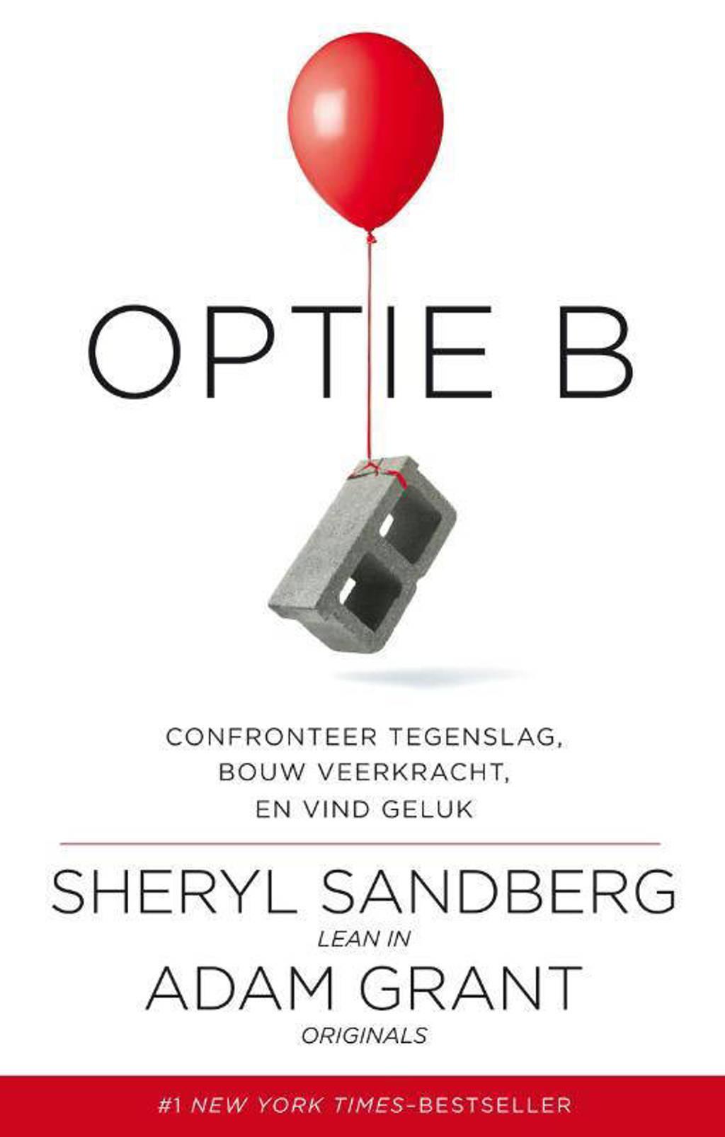 Optie B - Sheryl Sandberg en Adam Grant