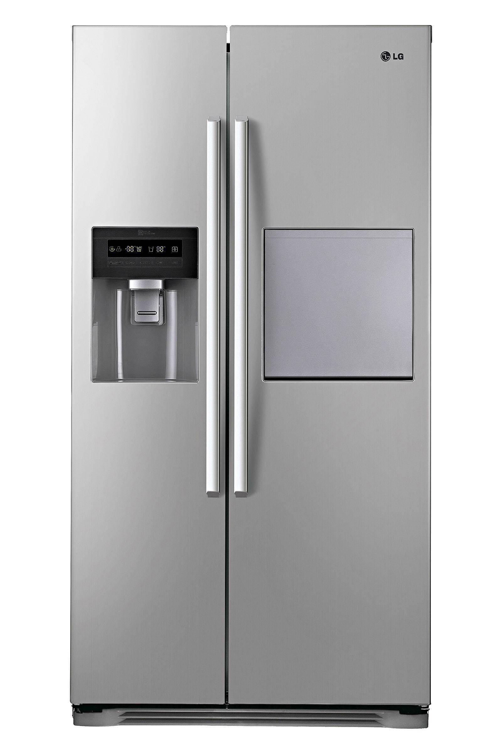 lg amerikaanse koelkast aanbieding