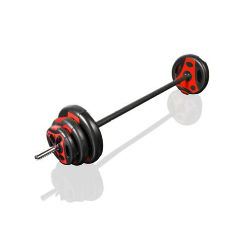 Gymstick pumpset 20 kg met instructievideos kopen