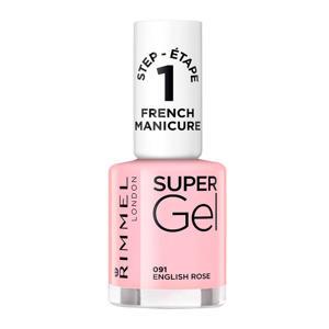 SuperGel French Manicure SuperGel French Manicure - 091 English Rose