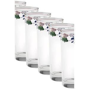 longdrinkglas (Ø6,5 cm) (set van 6)