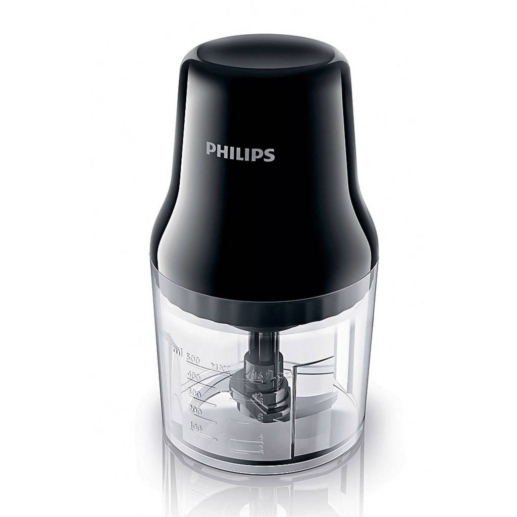 Philips HR1393/90 Daily Collection hakmolen, Zwart