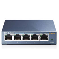 TP-Link TL-SG105 5-poorts switch