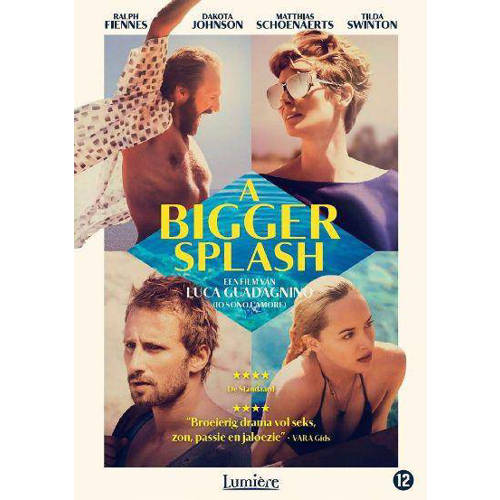 Bigger splash (DVD) kopen