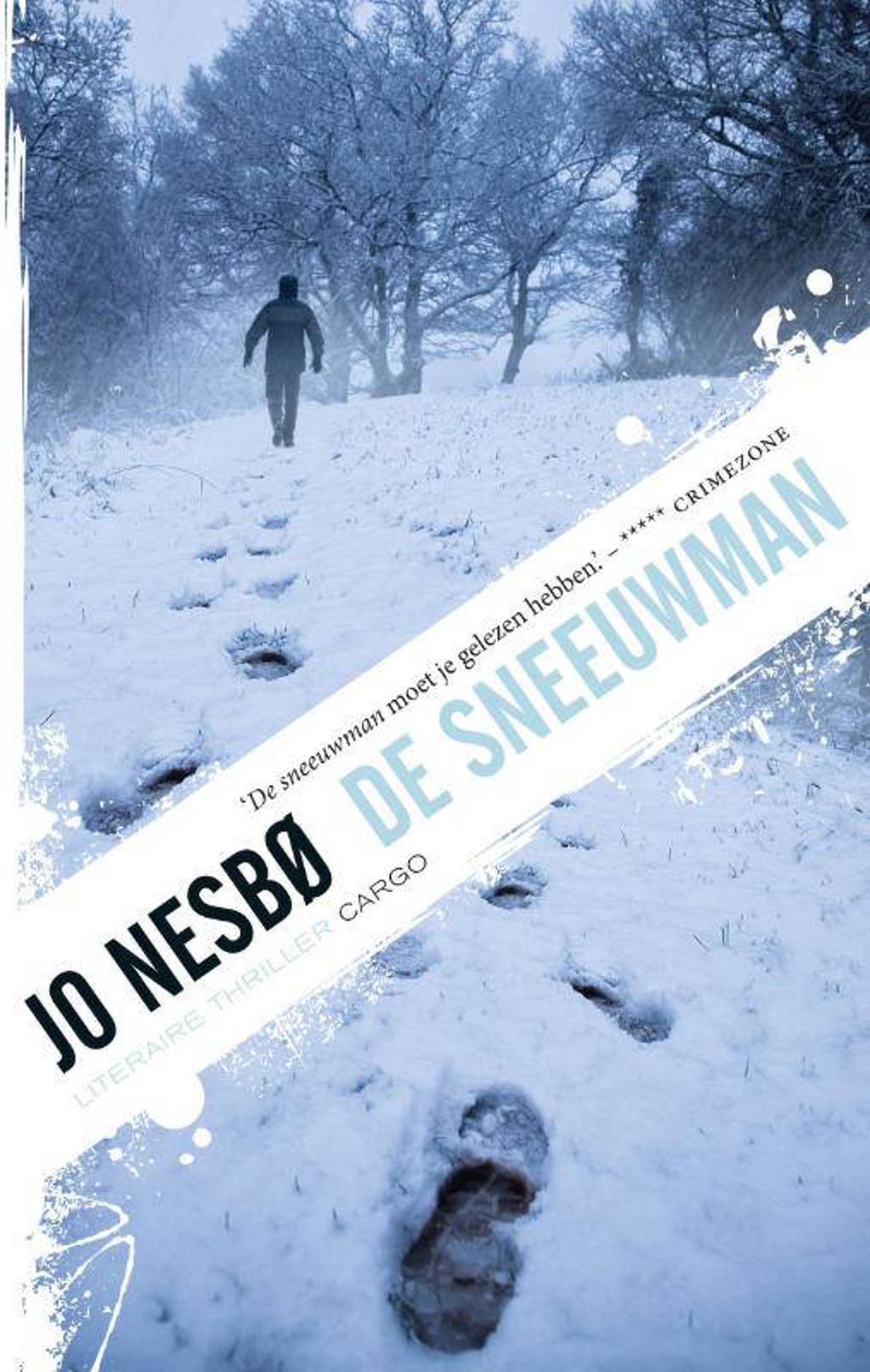 Harry Hole: De sneeuwman - Jo Nesbø