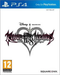 Kingdom hearts 2.8 final chapter prologue (PlayStation 4)