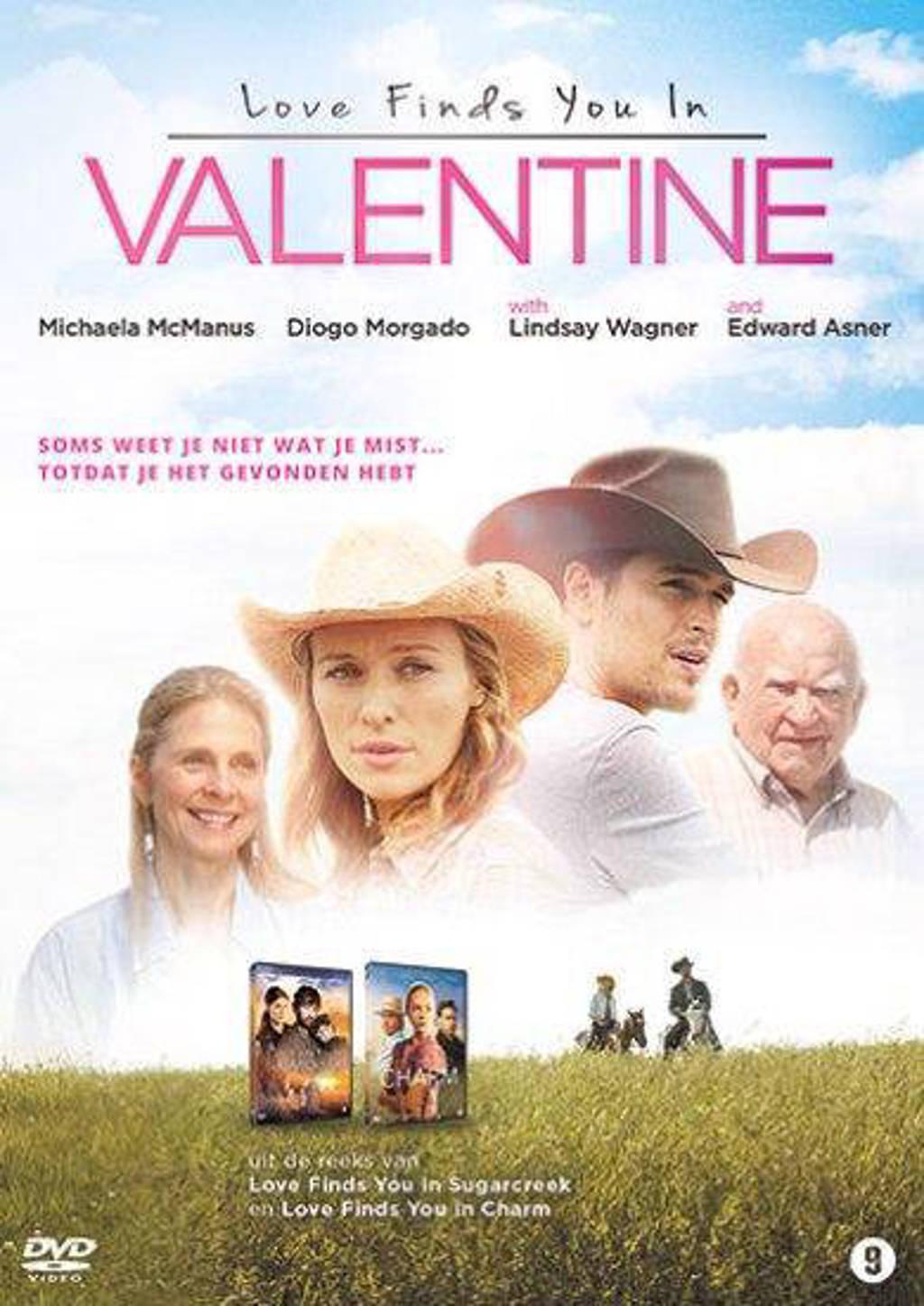 Love finds you in valentine (DVD)