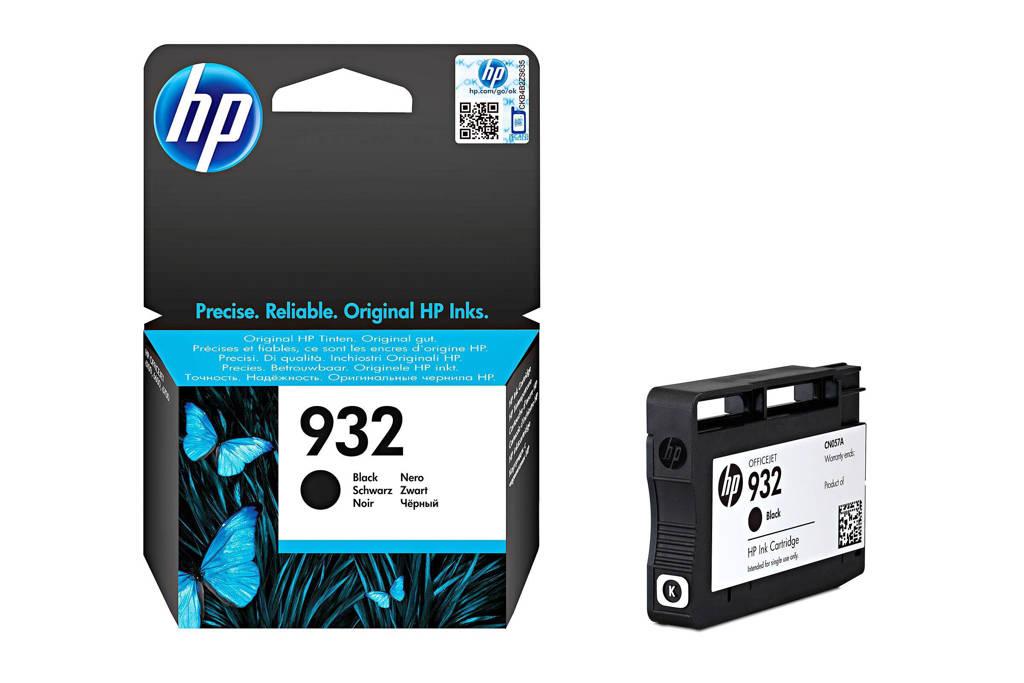 HP 932 inktcartridge, Zwart