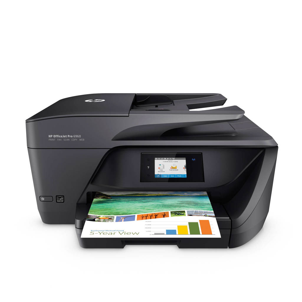 Hp Officejet Pro 6970 All In One Printer Wehkamp