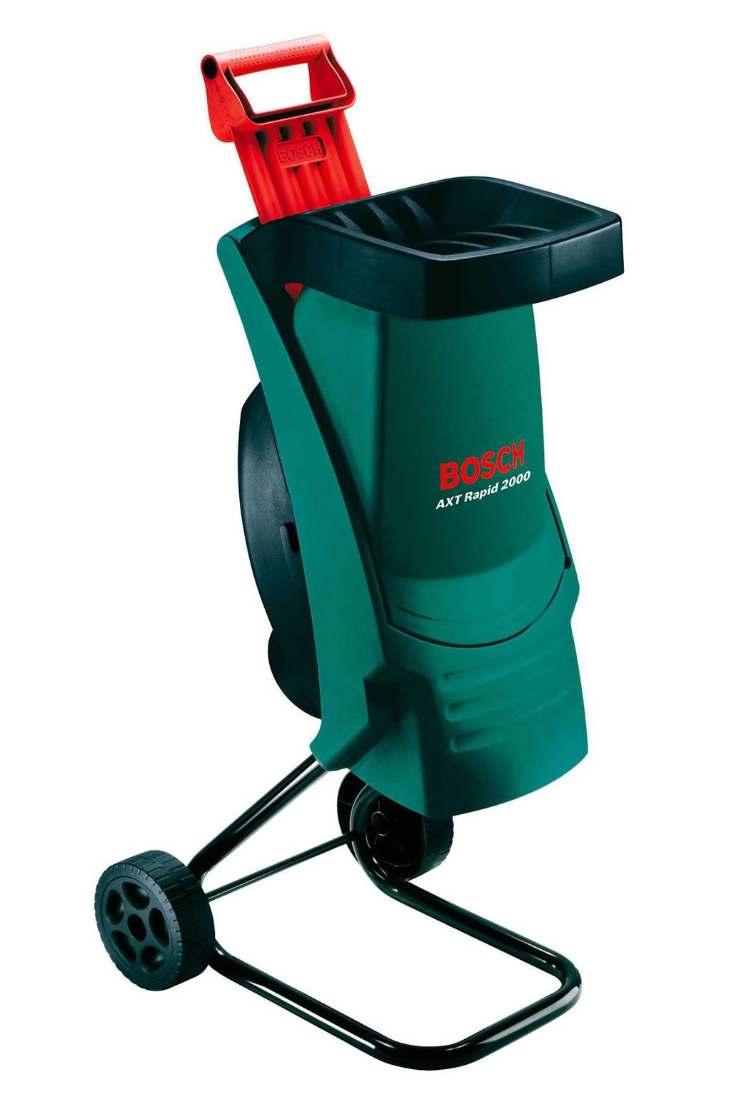 Bosch AXT Rapid 2000 hakselaar
