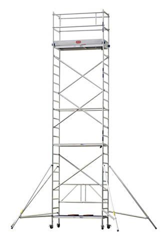 3400 Module D vouw/rolsteiger