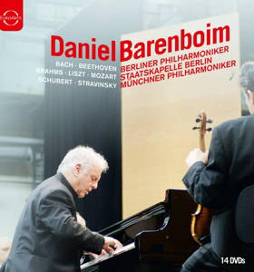 Barenboim - Daniel Barenboim Box (DVD)