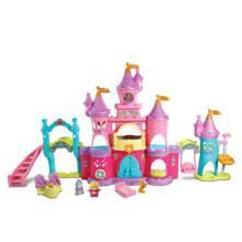 Vrolijke vriendjes magisch koninkrijk kasteel