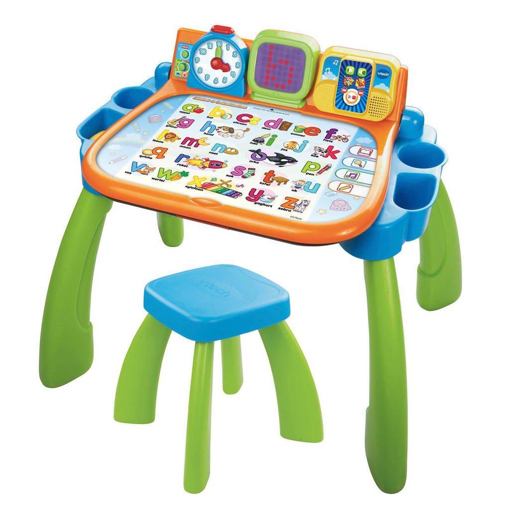 VTech  mijn magisch bureau 3 in 1, Blauw/groen