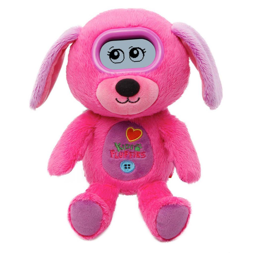 VTech Kidifluffies hond interactieve knuffel, Roze