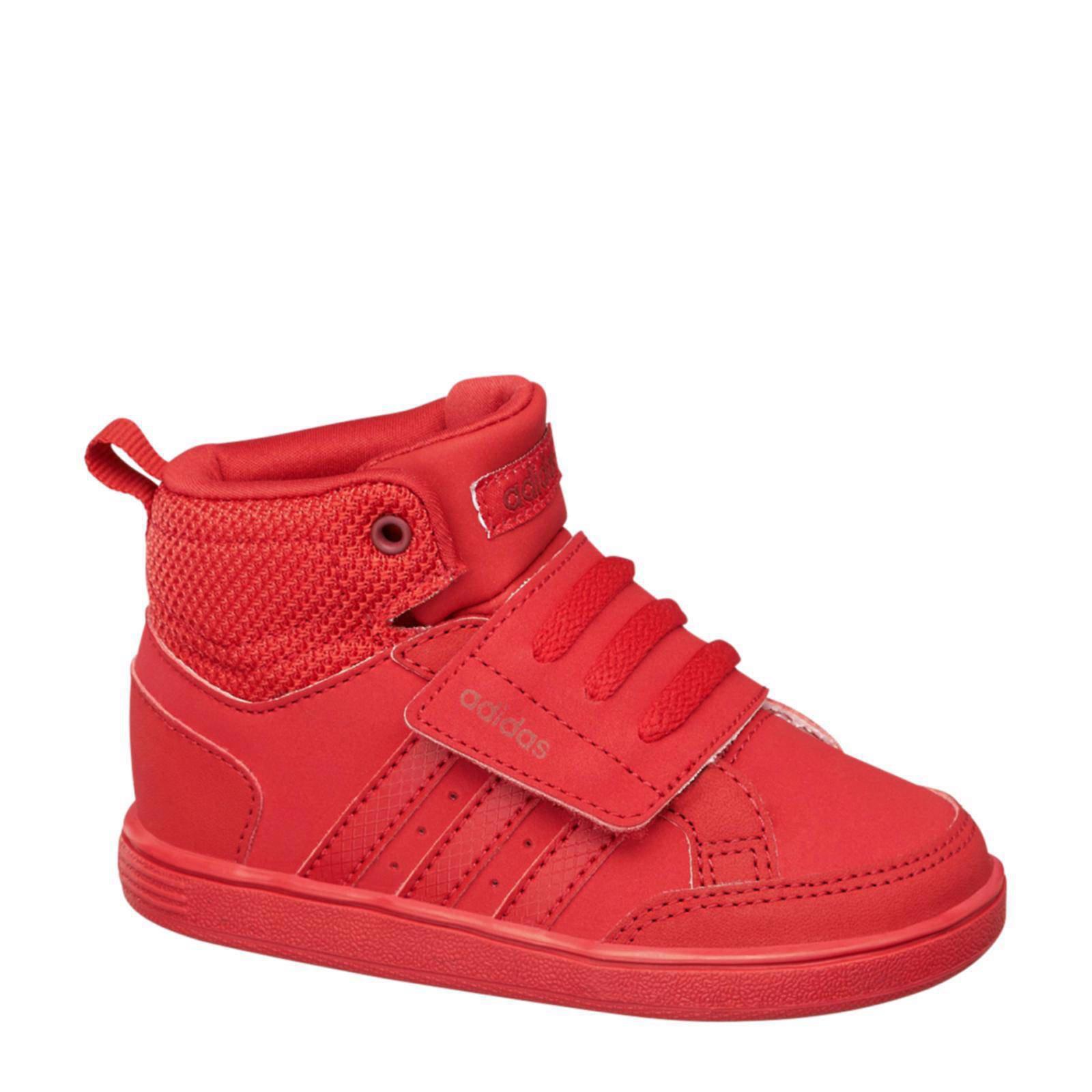 adidas neo zwart rood