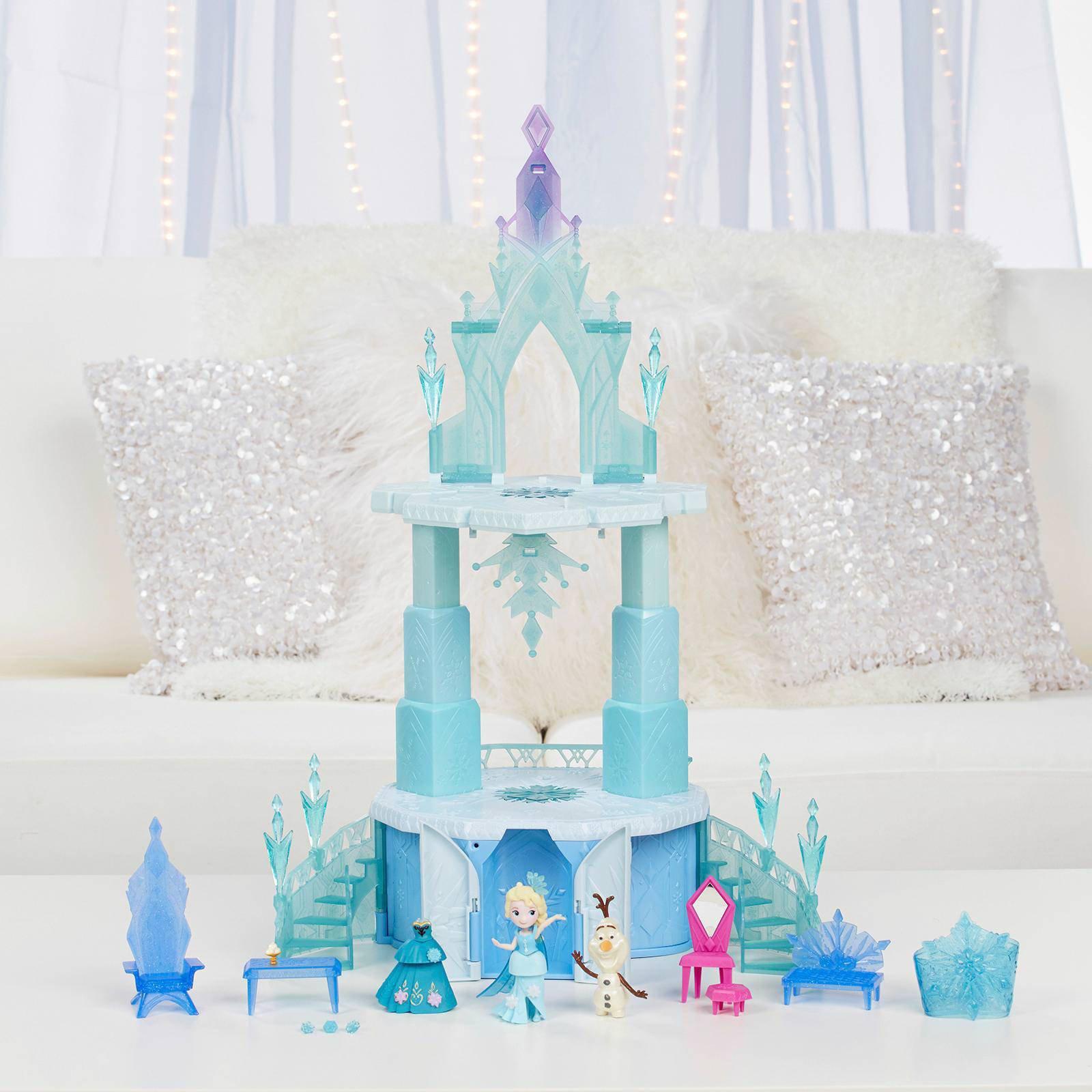 Disney Frozen Elsas Magische Rijzende Kasteel Wehkamp