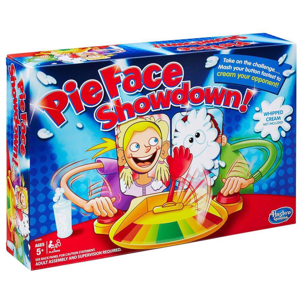 Hasbro Gaming Pie Face showdown kinderspel