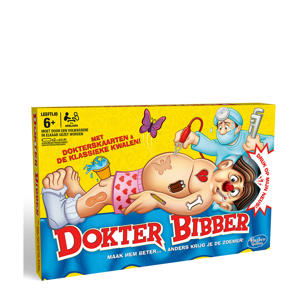 Dokter Bibber kinderspel